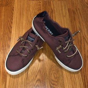 Sperry Shoes - *NEW* Women's sperry - burgundy